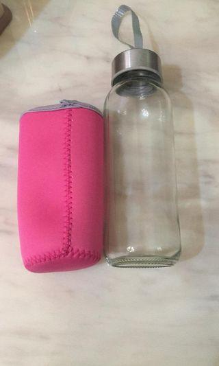 Glass bottle 玻璃瓶