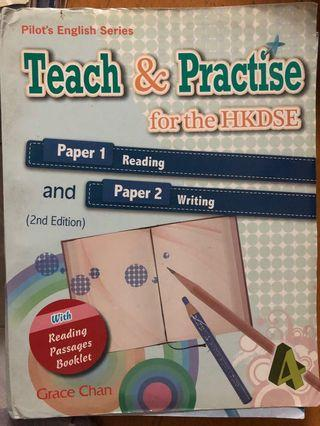 Pilot: Teach&Practise Paper 1 and 2
