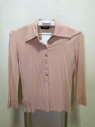 Mango Pink Shirt
