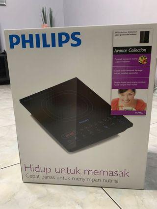 Philips Kompor Listrik Induction hd 4932