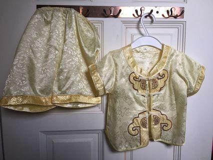 🚚 Chinese suits for boy 1 yo 10-12 kg
