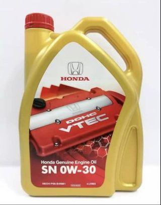 Honda Fully/Semi/Mineral