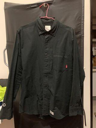 Wtaps 黑色襯衫