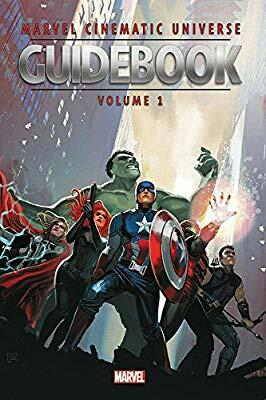 Marvel Cinematic Universe Guidebook: The Avengers Initiative (Guidebook to the Marvel Cinematic Universe) ( Hardcover  )