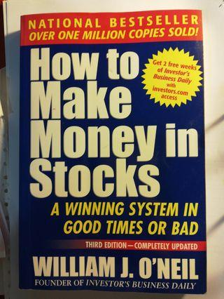 How To Make Money In Stocks - National Bestseller