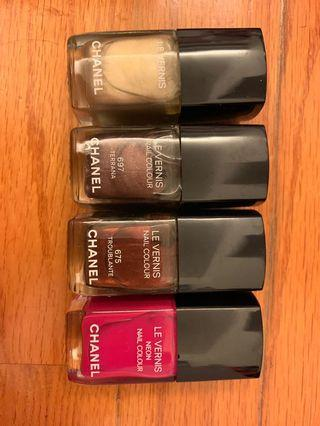 Chanel Le Vernis Nail Colour Nail Polish 指甲油
