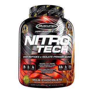 Muscletech Nitro tech 4lbs