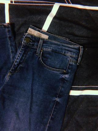 Authentic Topshop Leigh Jeans