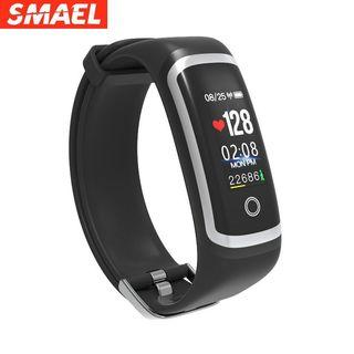 SMAEL Original Smart Watch Bracelet Multifunction Electronic Watch Android Ios Bluetooth