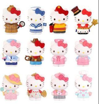 Sanrio Hello Kitty Career Figures