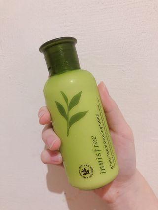 🚚 innisfree綠茶籽乳液🧴🍵