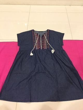 Plus size dress (incl postage)