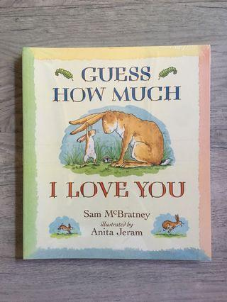 Guess How Much I Love You - Set of 5 books