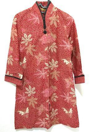Dress batik/tunik cantique fit to 58kg