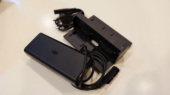 🚚 Mavic Air Battery Charging Hub and Adaptor