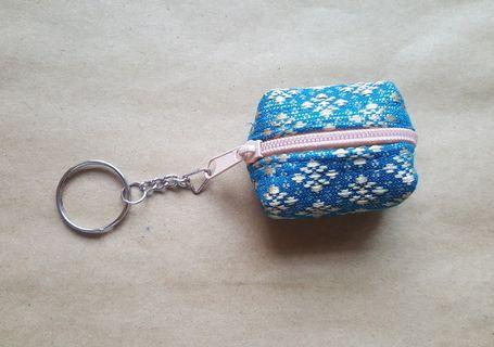 coins bag keychain( mini)