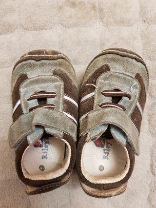 🚚 rileyroot手工學步鞋