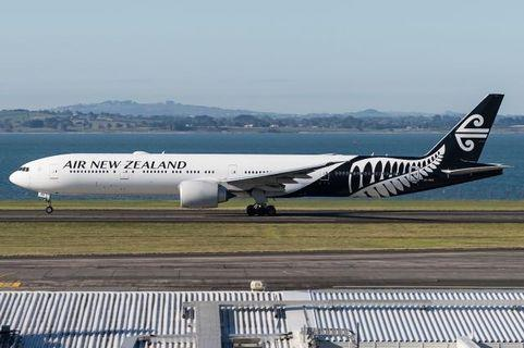 JC Wings 1:200 Air New Zealand B777-319(ER) ZK-OKS