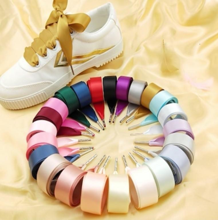 2cm Satin Ribbon Shoelace