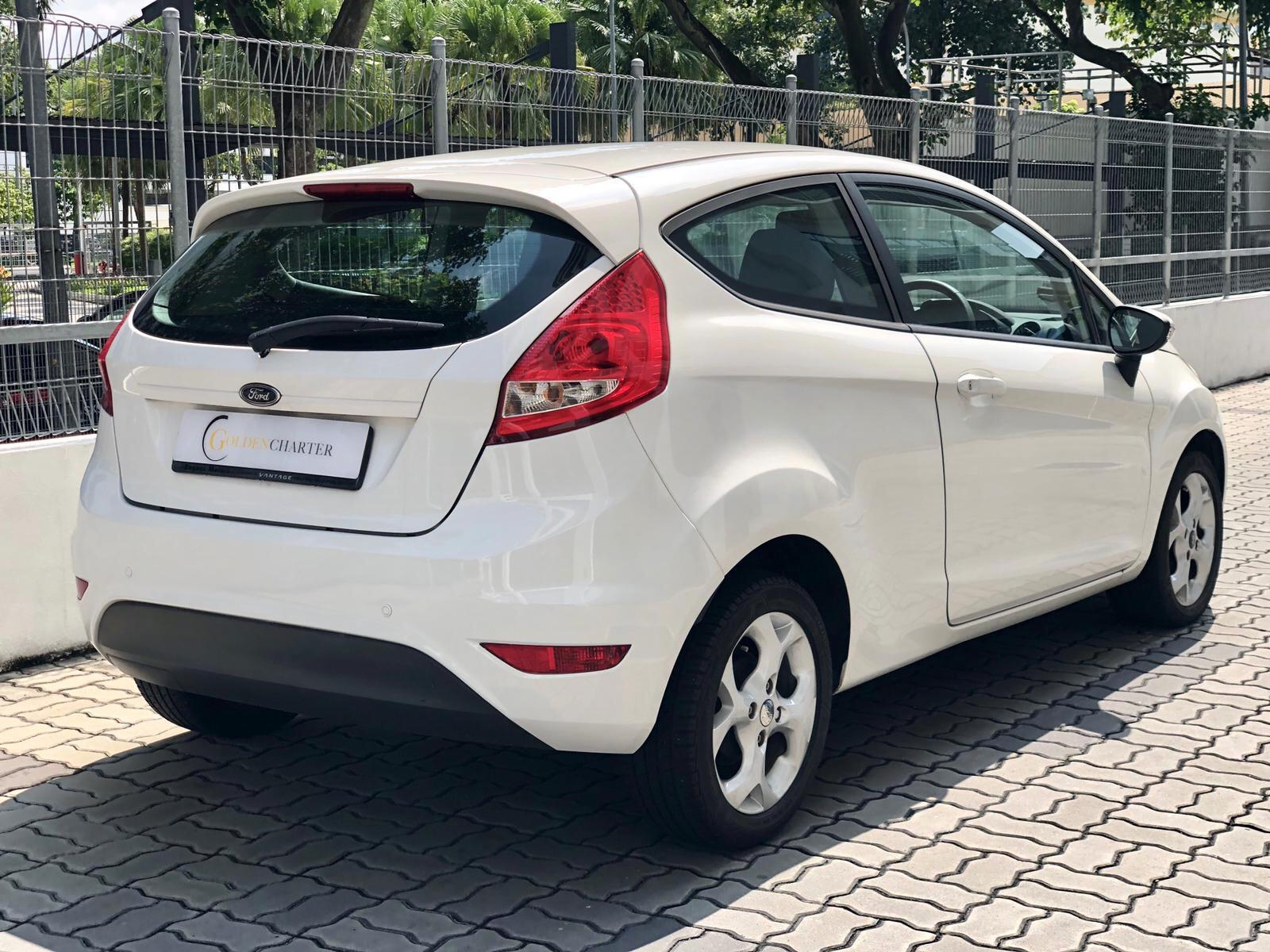 $45 Ford Fiesta white (2 door) 1.4a suitable for personal use only.long term *TOP condition*!!!Last unit.