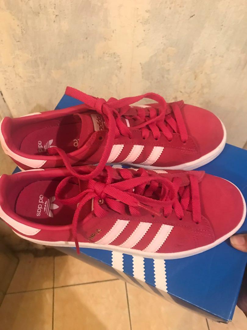 Adidas samba pink