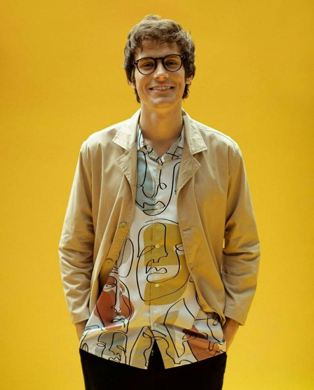 Artisan Jacket in Khaki - Tenue De Attire