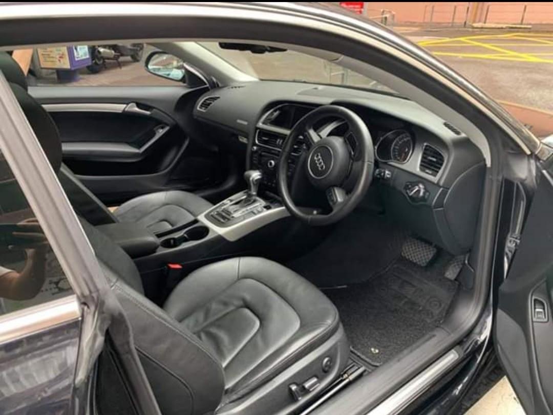 Audi A5 RS5包圍 車況佳 慳油 型仔