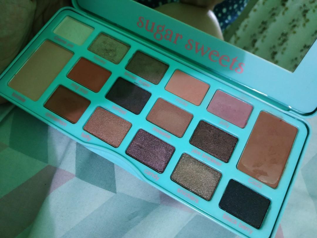 beauty creation eyeshadow