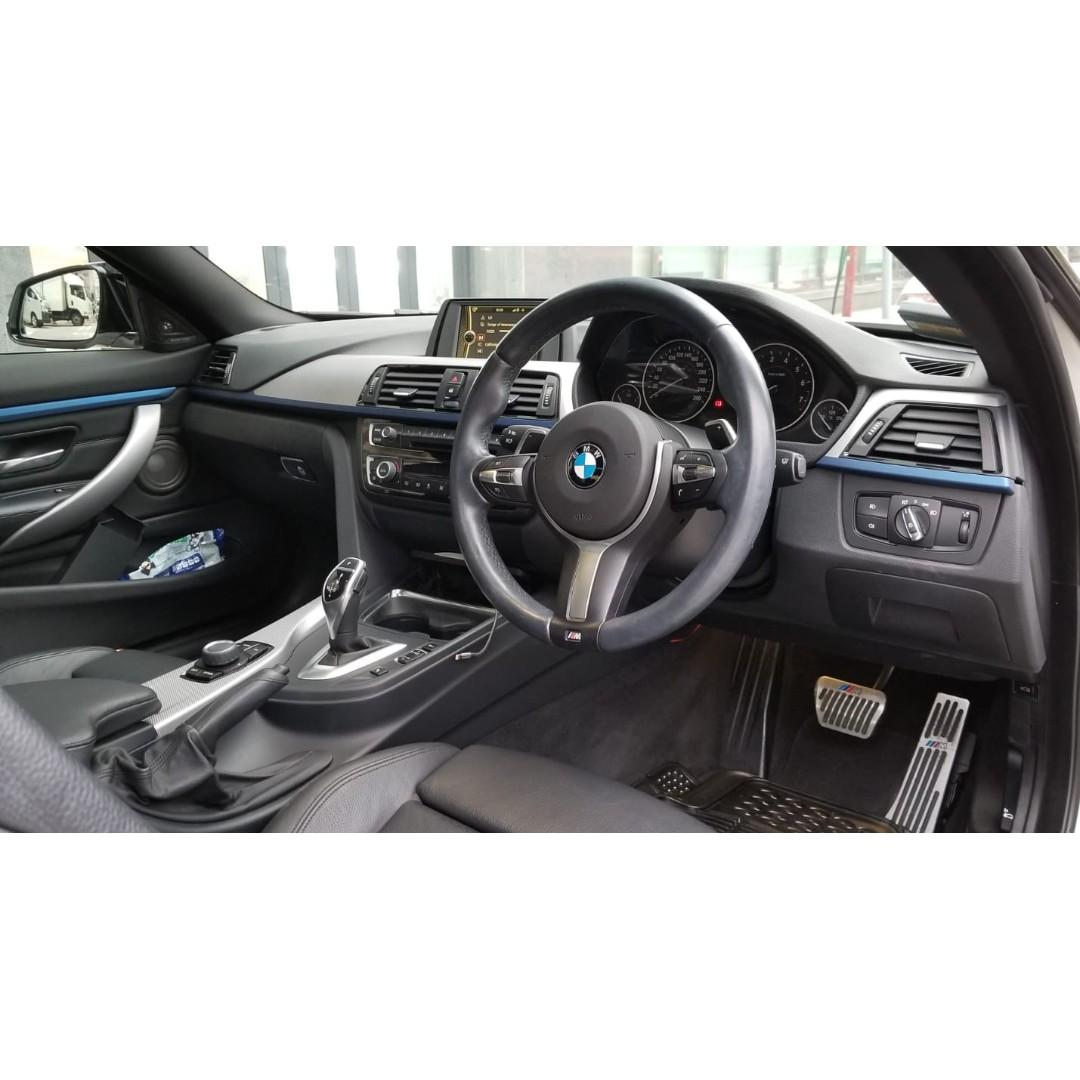 BMW 435I M SPORT COUPE
