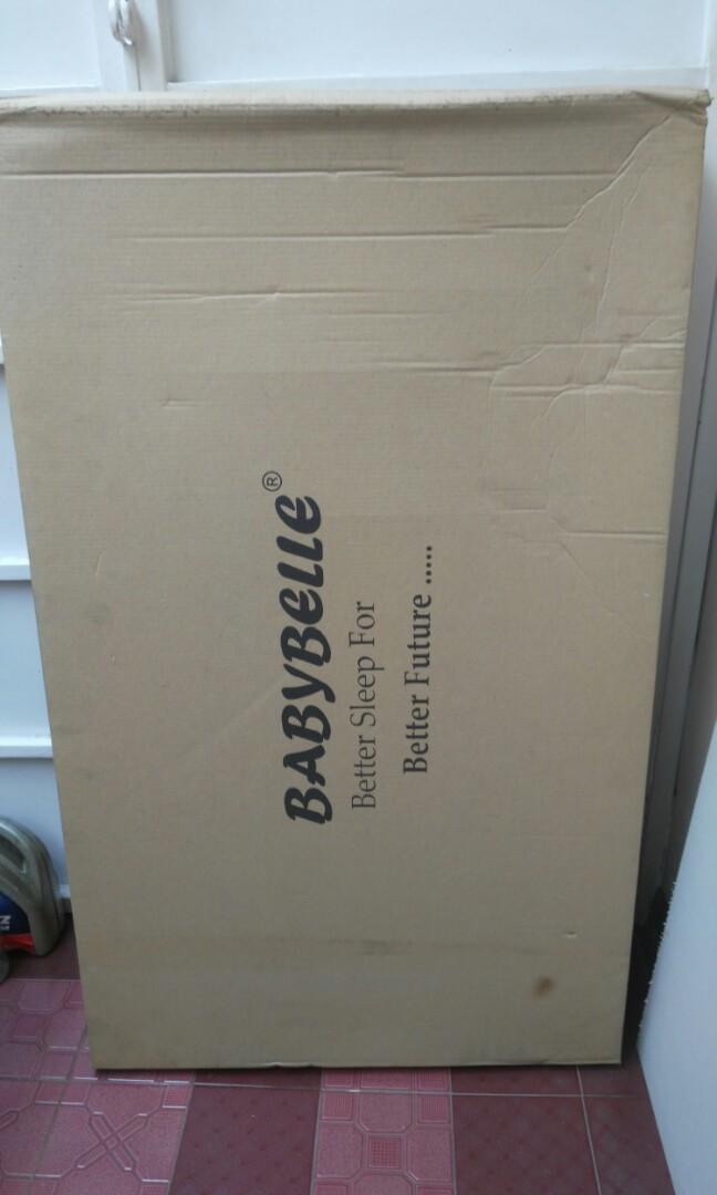 Box (Ranjang) Bayi - Babybelle Chelsea (Murah)