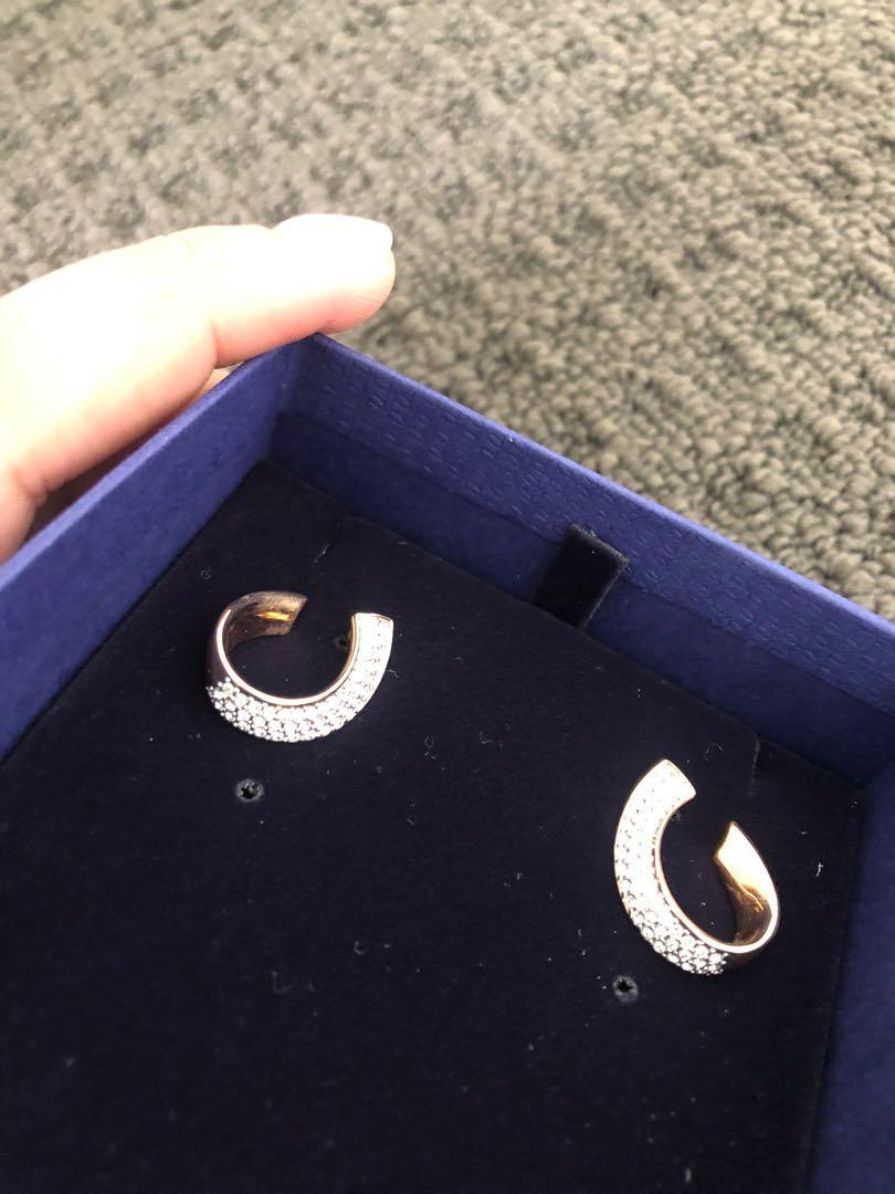 Brand New Swarovski Earrings