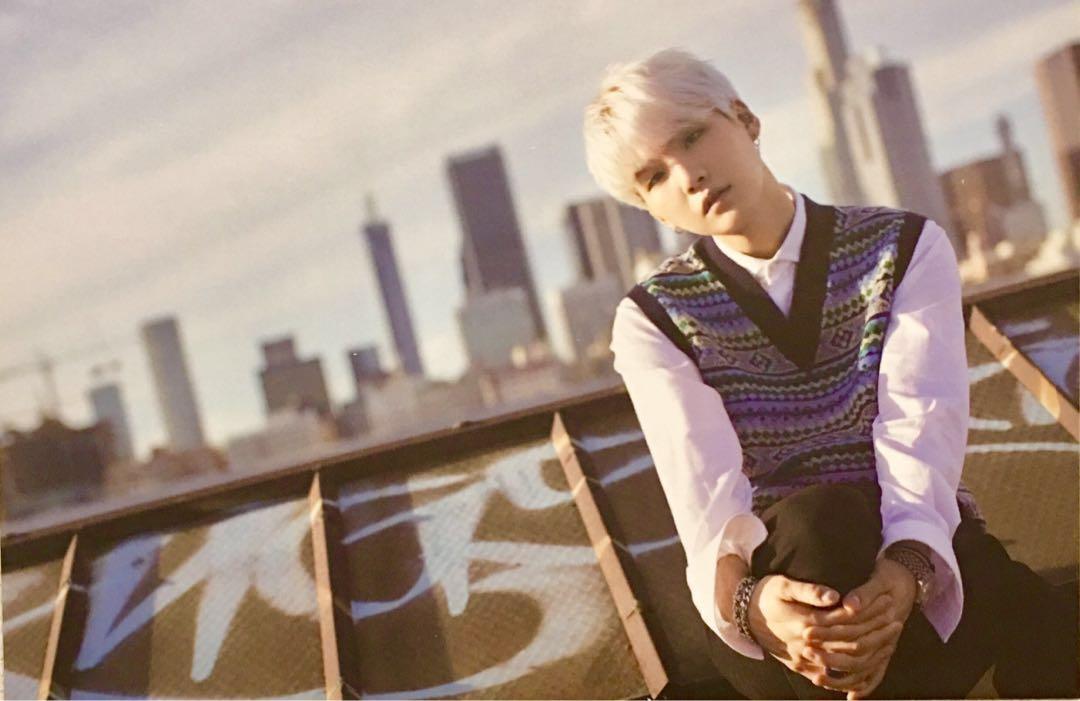 BTS 방탄소년단 OFFICIAL DICON POSTCARD (1 PIECE) - Select Member!