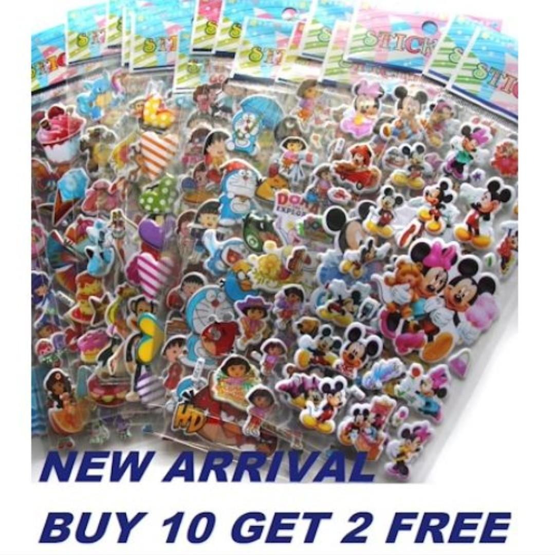 buy 20 get 4 free! 1 for 25 cents only