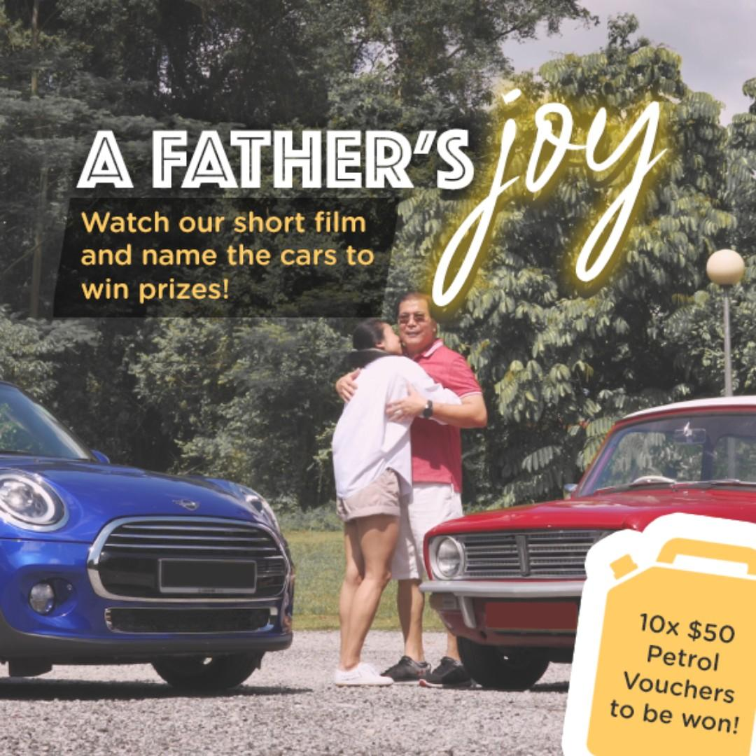 Carousell Presents: A Father's Joy