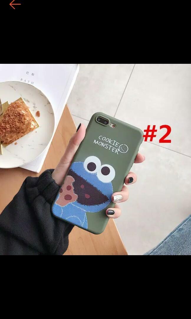 Case Oppo A3S Elmo Hijau