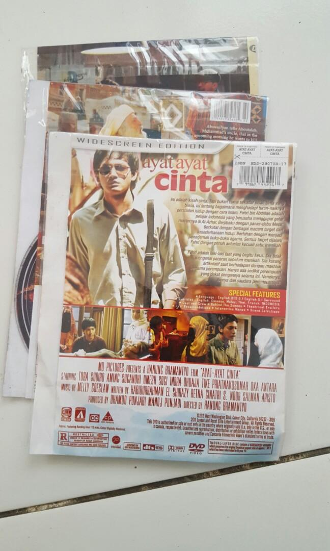 CD Film AAC, Muhammad, & Filosofi Kopi