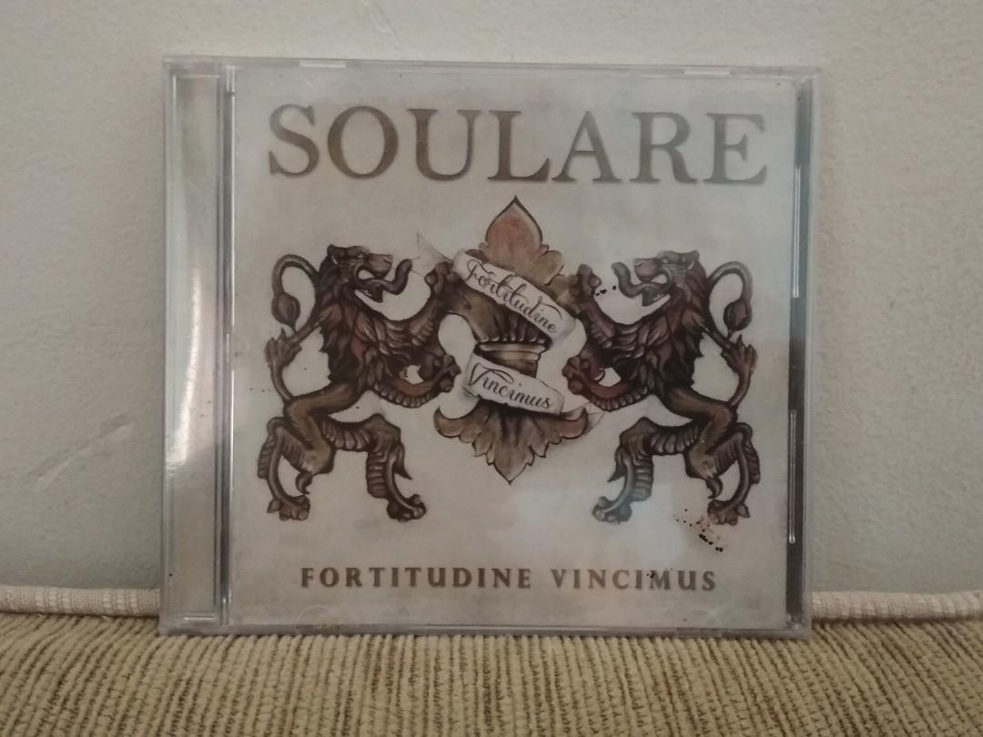 2 CD Music (Unreleased Project Vol.1 & SOULARE - Fortitudine Vincimus)