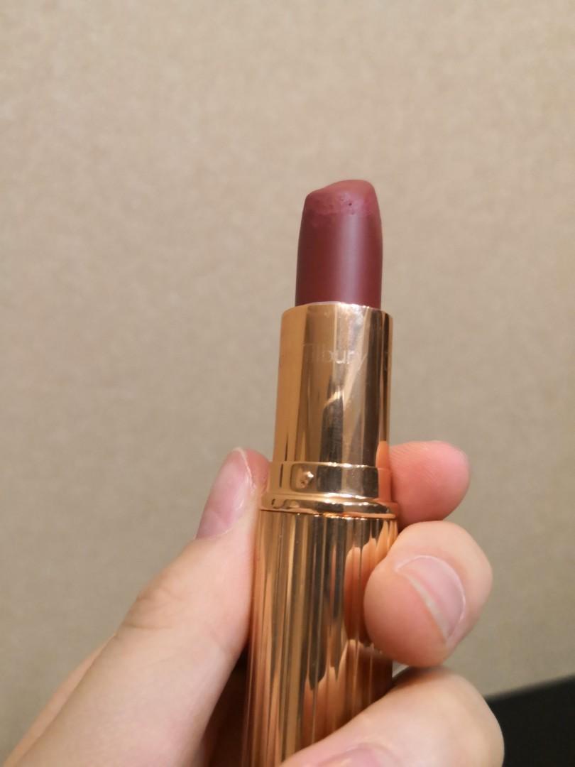 Charlotte tiburry lipstick