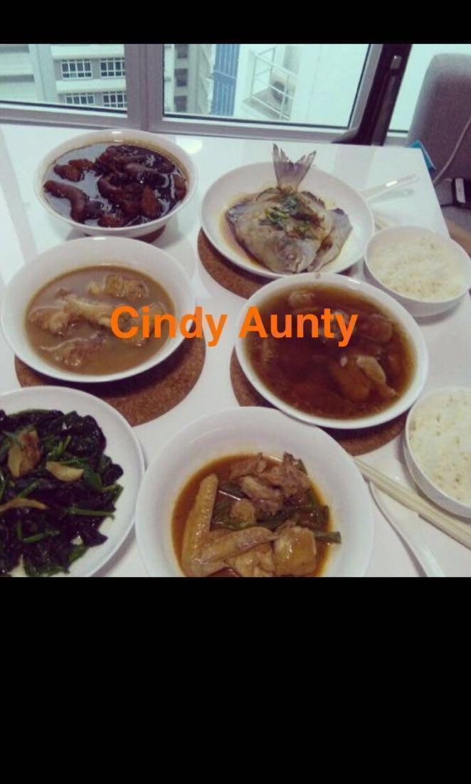 Cindy Choo Confinement Lady/nanny For Newborn Baby 陪月