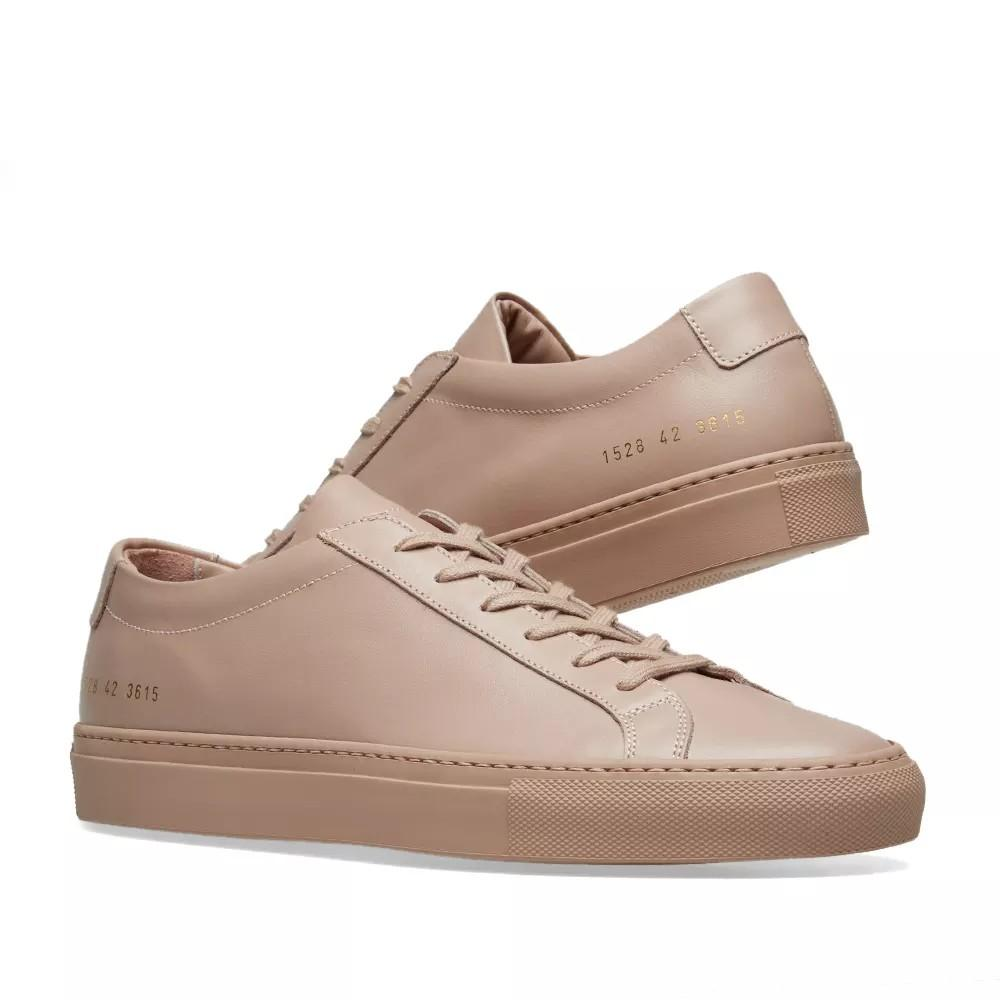 Common Projects Achilles Low Dusty Pink
