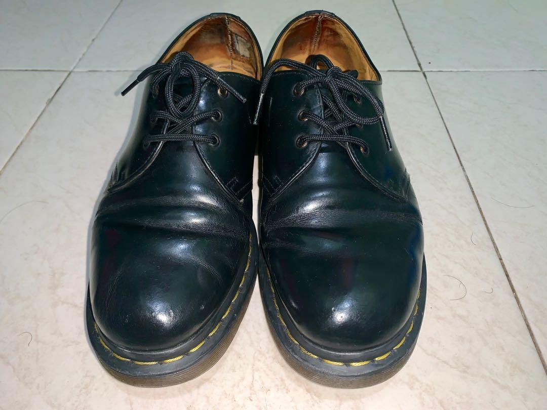 Dr. Martens 1461 Black Size 42 (fit to 43)