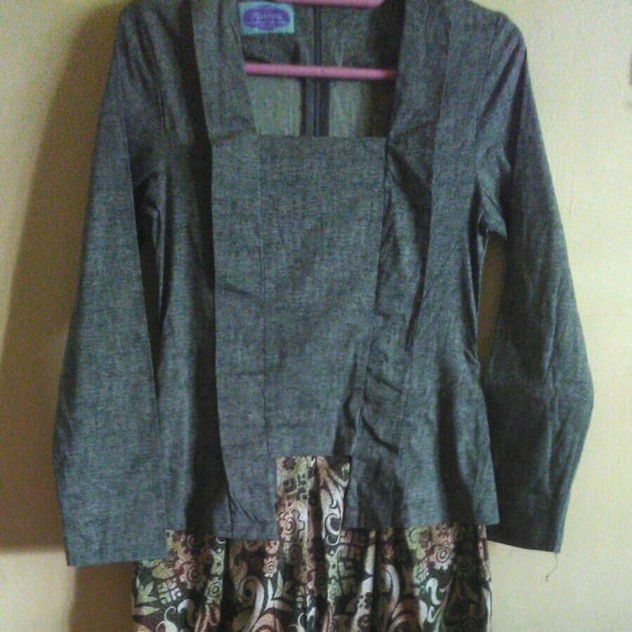 Dress Batik