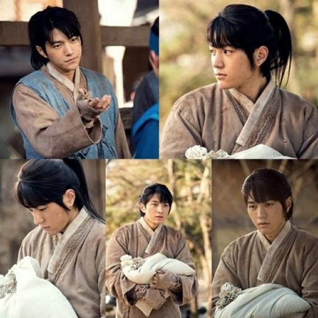 DVD Drama Korea Ruler Master Of The Mask The Emperor Korean Movie Film kaset Romance Roman Dynasty Joseon Kim so Hyun Yoo Seung Hoo