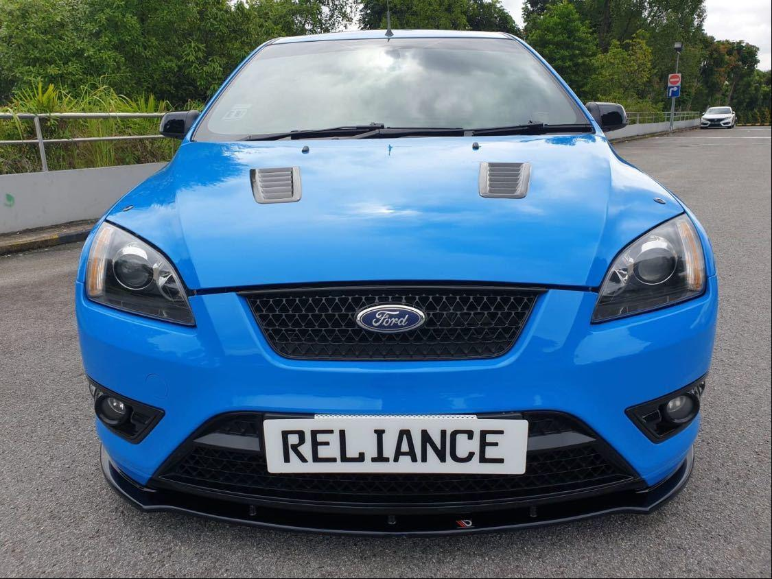 Ford Focus ST 2.5 Manual 5dr