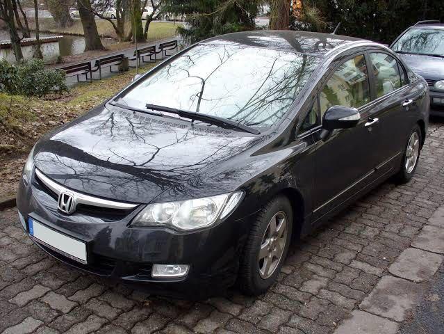 Grab Relief Drivers needed. Honda Civic Hybrid. Whatsapp 86966669
