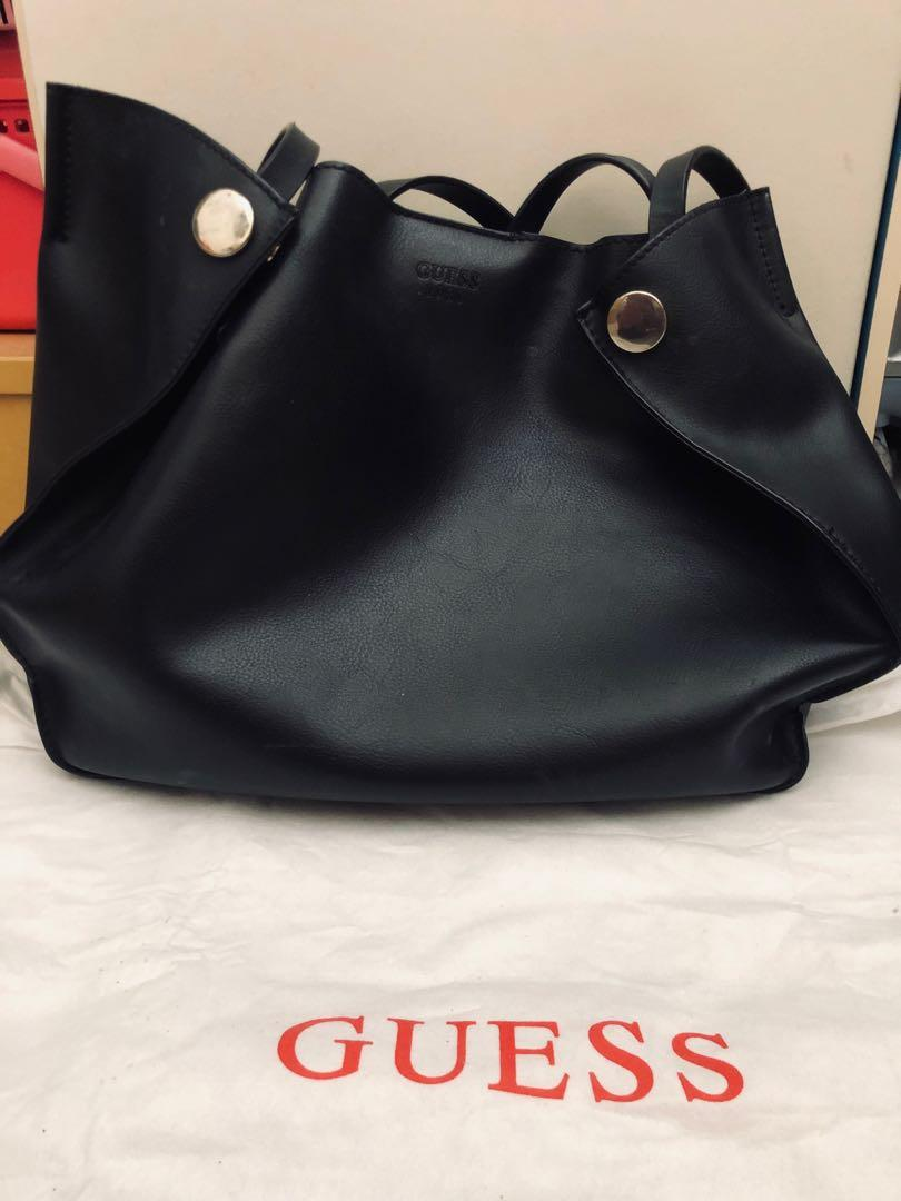 GUESS ORIGINAL bag (black) was buy: 1.050.000,-