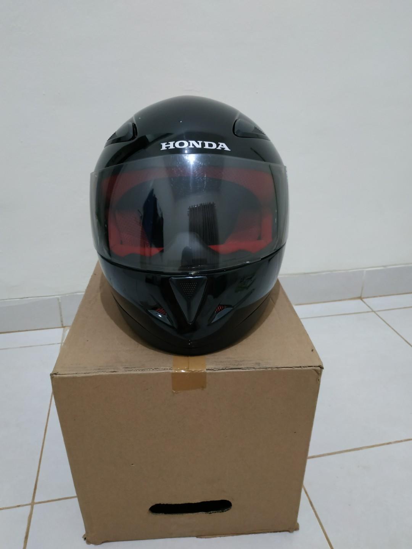 Helm Full Face TRX-R Baru Original Honda
