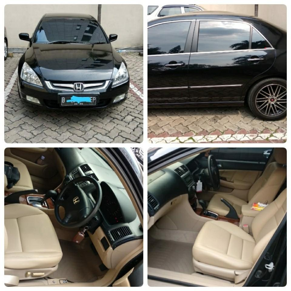 Honda Accord 2006 For Sale >> Honda Accord 2006 Cars Cars For Sale On Carousell