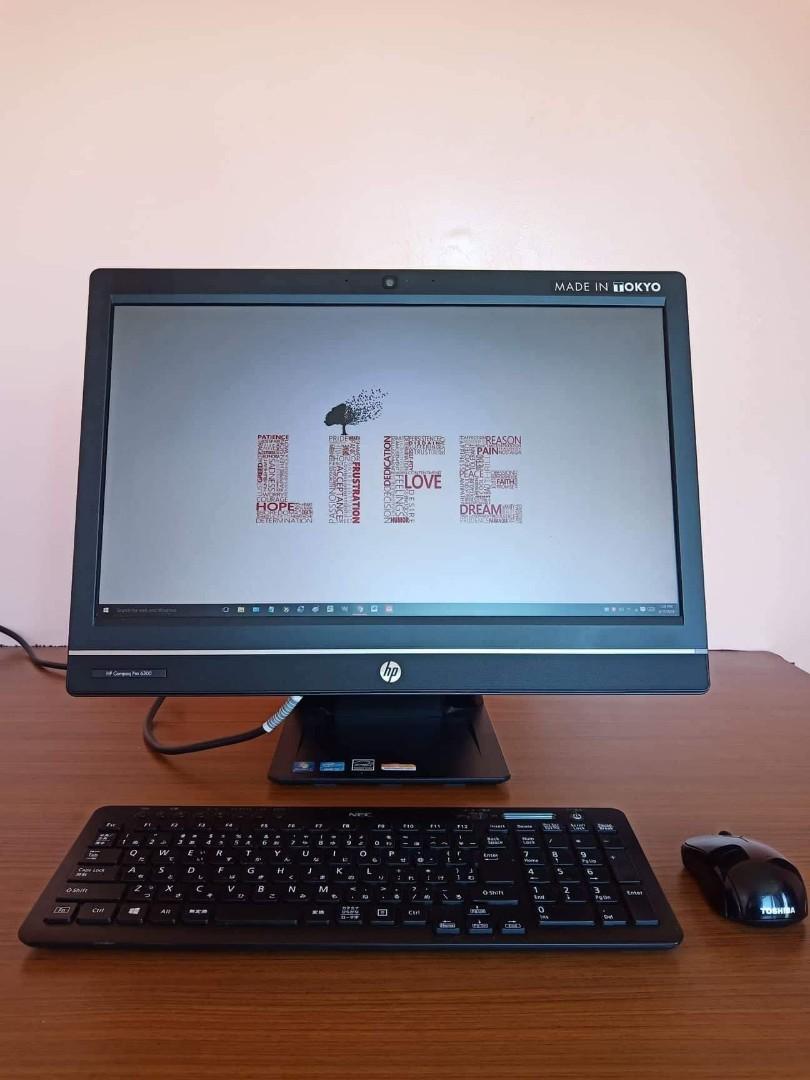 HP Compaq Pro 6300 Core i5 3rd Gen /6gb ram/500gb hardisk