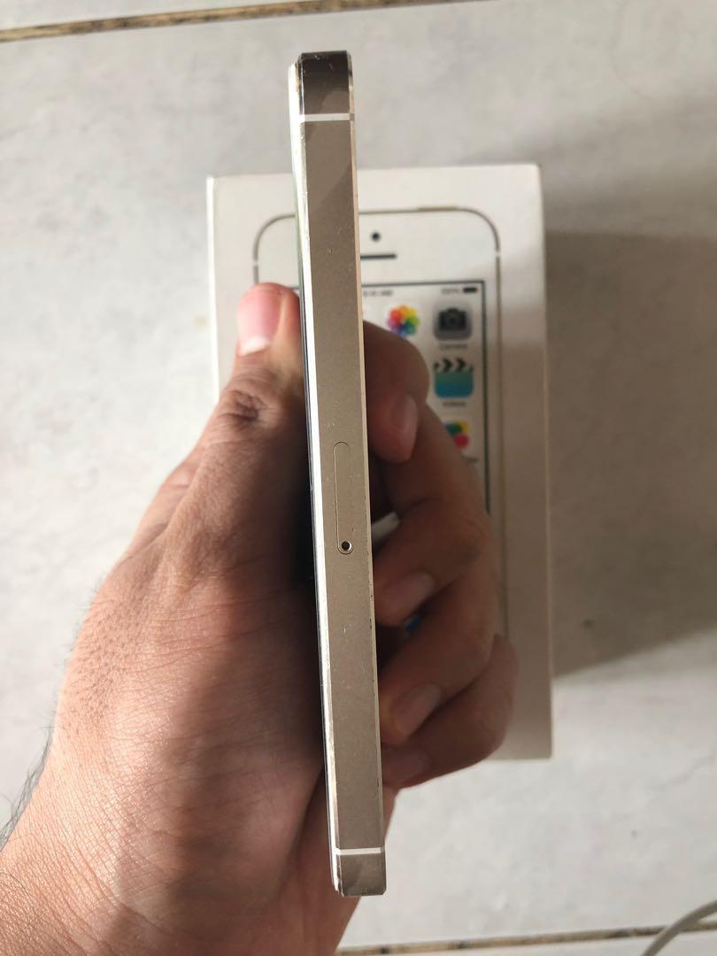 Iphone 5S 64 gb Gold